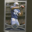 COBY FLEENER 2012 Topps Chrome Rookie - RC - Indianapolis Colts & Stanford Cardinals