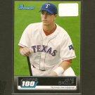 JAKE SKOLE - 2011 Bowman Topps 100 ROOKIE RC - Texas Rangers