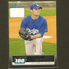 CHRIS WITHROW - 2011 Bowman Topps 100 - LA Dodgers