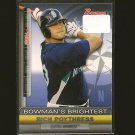 RICH POYTHRESS - 2011 Bowman's Brightest - Seattle Mariners