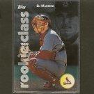ELI MARRERO - 1998 Topps Rookie Class - St. Louis Cardinals