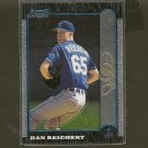 DAN REICHERT - 1999 Bowman Chrome GOLD - Kansas City Royals