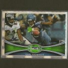EARL THOMAS 2012 Topps Chrome X-Fractor - Seahawks & Texas Longhorns