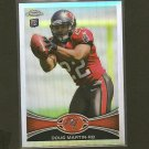 DOUG MARTIN 2012 Topps Chrome REFRACTOR Rookie RC -  Tampa Bay Buccaneers & Boise State