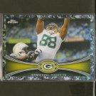 JERMICHAEL FINLEY 2012 Topps Camoflauge CAMO # 327/499 - Packers & Texas Longhorns