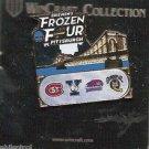 2013 NCAA Hockey FROZEN FOUR Site Pin - Yale, Quinnipiac, St. Cloud State, UMass Lowell