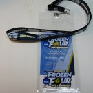 2013 NCAA Hockey FROZEN FOUR Tickets & Lanyard, Yale, Quinnipiac, St. Cloud State, UMass Lowell