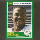 MIKE GILLISLEE 2013 Score Rookie Card - Dolphins & Florida Gators