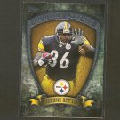 JEROME BETTIS 2013 Topps Gridiron Legends - Steelers & Notre Dame Fighting Irish