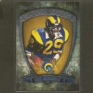 ERIC DICKERSON 2013 Topps Gridiron Legends - Rams & SMU Mustangs