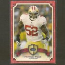 PATRICK WILLIS 2013 Topps Legends in the Making - 49ers & Ole Miss
