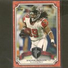 STEVEN JACKSON 2013 Topps Legends in the Making - Falcons & Oregon State Beavers