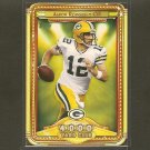 AARON RODGERS 2013 Topps 4,000 Yard Club - Packers & Cal Golden Bears