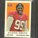 2013 Topps ALDON SMITH 1959 Mini - 49ers & Missouri Tigers