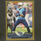 2013 Topps KENDALL WRIGHT Gold Border #/2013 - Titans & Baylor Bears