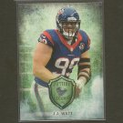 JJ J.J. WATT 2013 Topps Future Legends - Texans & Wisconsin Badgers