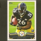 Le'VEON BELL 2013 Topps Rookie Card RC - Steelers & Michigan State Spartans