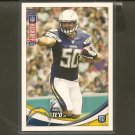 2013 Topps MANTI TE'O Rookie Kickoff RC - Chargers & Notre Dame Fighting Irish