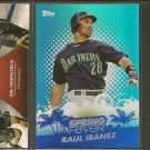 RAUL IBANEZ 2013 Topps Spring Fever - Seattle Mariners