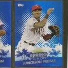 JURICKSON PROFAR 2013 Topps Spring Fever - Texas Rangers