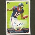 DeANDRE HOPKINS - 2011 Topps Photo VARIATION Autograph Rookie RC - Houston Texans & Clemson Tigers