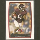 JONATHAN BANKS 2013 Bowman Rookie Card RC - Tampa Bay Buccaneers & Mississippi State