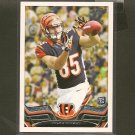 TYLER EIFERT 2013 Topps Rookie RC - Bengals & Notre Dame Fighting Irish