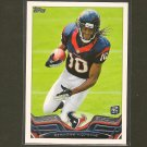 DeANDRE HOPKINS 2013 Topps Rookie RC - Texans & Clemson Tigers