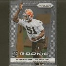 2013 BARKEVIOUS MINGO Panini Prizm  - Browns & LSU Tigers