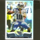 JAKE LOCKER 2013 Topps Chrome Refractor - Titants & Washington Huskies