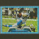 STEVE SMITH 2013 Topps Chrome BLUE WAVE Refractor - Panthers & Utah Utes