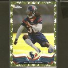 DJ D.J. SWEARINGER 2013 Topps Chrome CAMO Refractor #/499- Texans & South Carolina Gamecocks