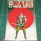 RAI #0- FIRST PRINT Comic Book - Valiant Comics