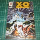 X-O MANOWAR #15- FIRST PRINT Comic Book - Turok - Valiant Comics