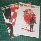THUMBPRINT Comic Book Complete lot/Set/Run #1,2,3 - Joe Hill