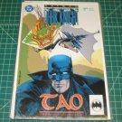 BATMAN Legends of the Dark Knight #52 - Alan Grant - 1993 DC Comics - FIRST PRINT