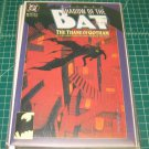 BATMAN Shadow of the Bat #9 - Alan Grant & Mike Collins - DC Comics - The Thane of Gotham