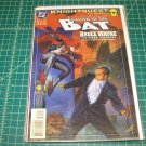 BATMAN Shadow of the Bat #21 - Alan Grant - DC Comics - Bruce Wayne - Knightquest