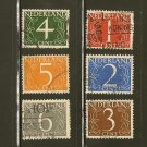Netherlands Postage Stamp Lot x14 - A24,A71