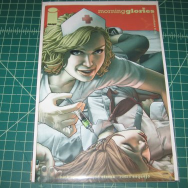 MORNING GLORIES #3 - FIRST PRINT - Image Comics - Nick Spencer, Joe Eisma