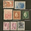 GREECE Postage Stamp Lot x31