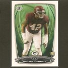 ADRIAN HUBBARD 2014 Bowman Rookie RC - Alabama & Packers