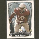 RYAN SHAZIER 2014 Bowman Rookie RC - Ohio State Buckeyes & Steelers