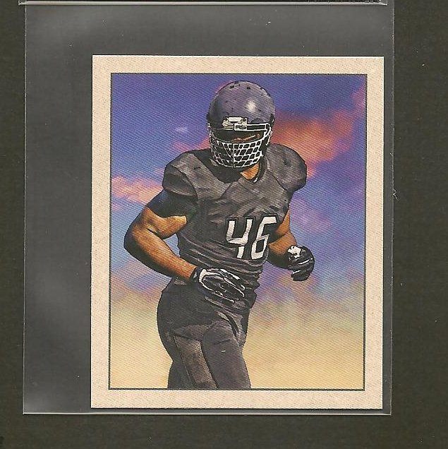 KHALIL MACK 2014 Bowman MINI Rookie RC - Buffalo & Oakland Raiders