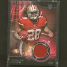 CARLOS HYDE 2014 Topps Relic Rookie RC - 49ers & Ohio State Buckeyes