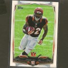 JEREMY HILL 2014 Topps Rookie RC - Bengals & LSU TIgers