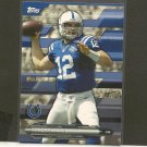 ANDREW LUCK 2014 Topps Fantasy Strategy - Colts & Stanford Cardinal