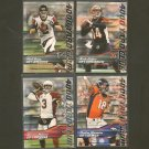 2014 Topps 4000 Yard Club Complete Set of 9 Stafford, Brady,Manning,Brees,Ryan