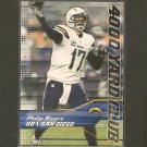 PHILIP RIVERS 2014 Topps 4000 Yard Club - Chargers & NC State Wolfpack