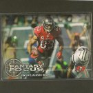 VINCENT JACKSON 2014 Topps Fantasy Focus - Buccaneers & Northern Colorado